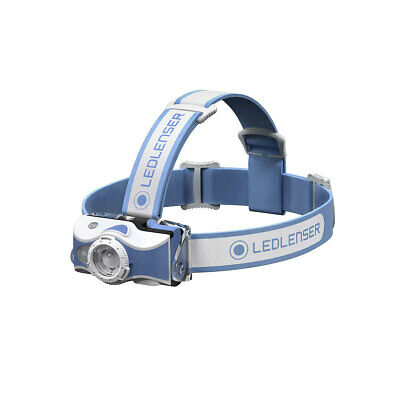 Led Lenser MH7 600 Lumen Rechargeable Headlamp - Blue