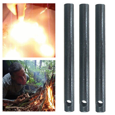 Outdoor Sports Survival Camping Tools Magnesium Flint Stone Fire Starter Lighter