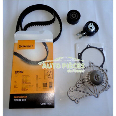 KIT DISTRIBUTION POMPE A EAU PEUGEOT 207 1.6 HDi