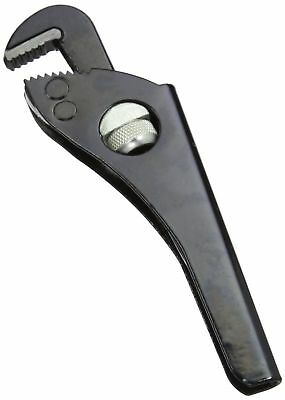 Silverline 456934 Thumbturn Pipe Wrench with Length 175 mm and Jaw 40 mm New