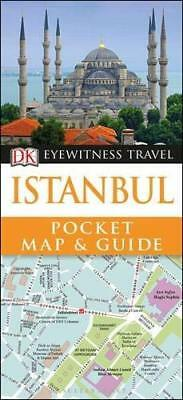 Istanbul Pocket Map and Guide by DK Travel New Paperback / softback Book