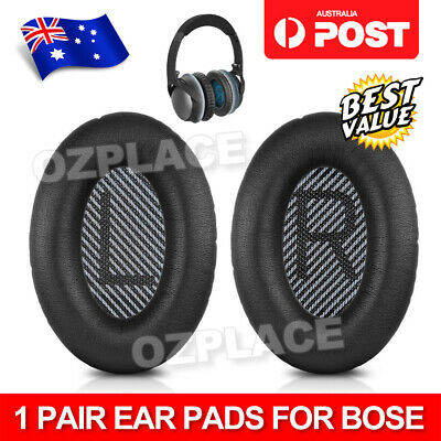 Replacement Ear Pads Cushions For Bose® QuietComfort 35 QC35 II QC25 QC15 AE2