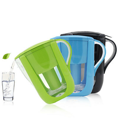 1PACK Black Blue Green Brita 10 Cup Grand Water Pitchers (Only Pitcher)