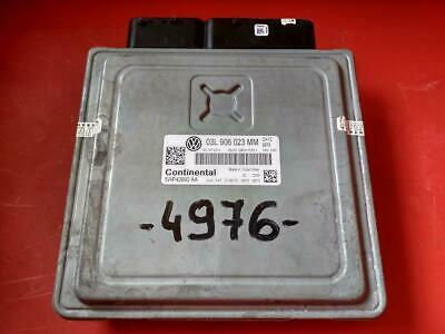 Vw Vag Ecu 03L906023Mm  - Warranty / Programming / Fast Courier