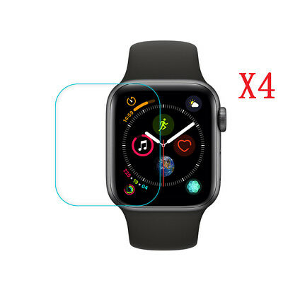 1/2/4X Fr Apple Watch Series 4 40MM/44MM HD Tempered Glass Screen Protector Film