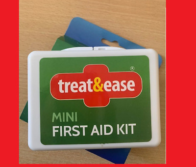 first aid kit mini travel compact case new home office work car new sport