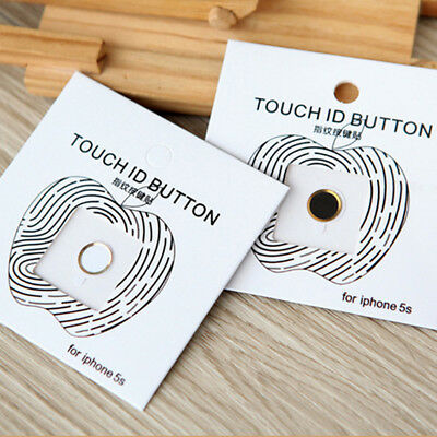 Utility Home Button Sticker Fingerprint Touch ID Protector For Apple iPhone iPad