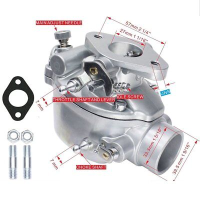 8N9510C-HD MARVEL CARBURETOR Carb Assembly For Ford Tractor