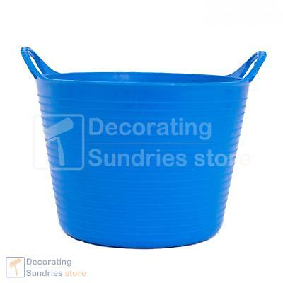 14 Litre Gorilla Tub | Flexible Gorilla Bucket Blue