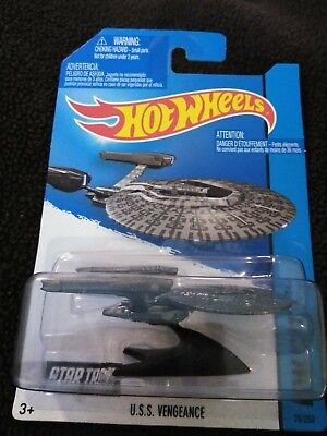 Hot Wheels Star Trek Vengeance