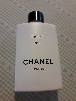 Chanel No 5 Talc 100g Opened