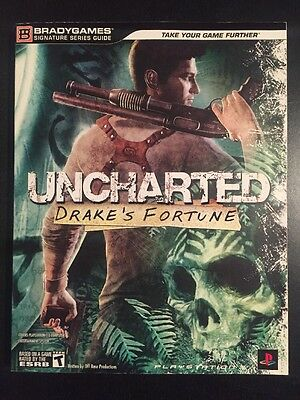 Uncharted Drake's Fortune Strategy Guide