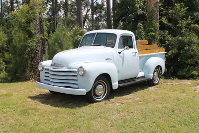 1953 Chevrolet Other Pickups -- 1953 Chevrolet 3100  34500 Miles Powder Blue Pickup Truck 235 I6 3 Speed Manual