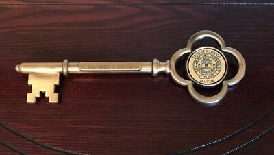 Ceremonial Key to the City New York Mount Vernon NY Reverend Betty J Griffin