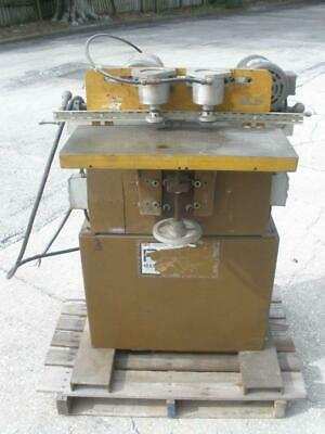 Ritter  R803 Two Spindle Horizontal Boring Machine