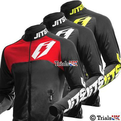 Jitsie SIGNAL Lightweight High Flex Riding Jacket -Trials/Enduro/Cycling/MTB