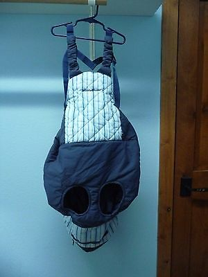 Eddie Bauer Shopping Cart Cover For Baby Blue Stripe