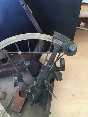 Rare Antique Spencer, Browning & Rust Sextant