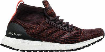 Adidas UltraBOOST All Terrain ATR Mid Ultra BOOST burgundy maroon US 12.5  S82035 29a86b279