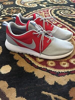 buy popular 389f3 0494f NIKE ROSHE ONE 'Team Red' Mens Size 11.5 Rare JD sports Exclusive