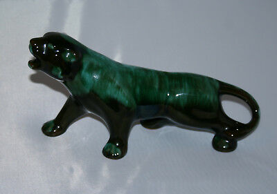 Vintage Blue Mountain Pottery Panther