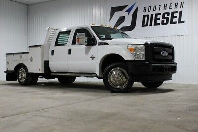 F-450  2011 Ford F-450 6.7 Diesel Service Truck Utility Bed