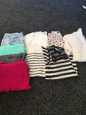 Womens Clothing Bundle Size Small 8 10 Jeans Tops Jumper