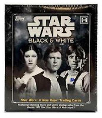 2018 Topps Star Wars Black & White: A New Hope Factory Sealed Hobby Box