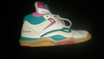 shop for best save up to 80% shades of VINTAGE REEBOK PUMP Cross Training Hexalite Womens Shoe 1 ...