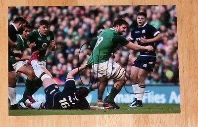 Iain Henderson Ireland Rugby Personally Hand Signed Autograph Photo