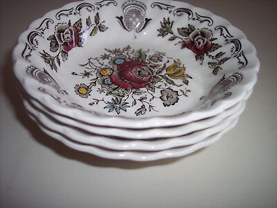 "Myotts ""Bouquet"" Made In Staffordshire, England 5"" Bowl"