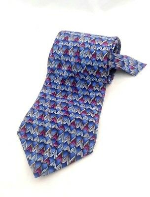 COCKTAIL COLLECTION Men's Multi-Colored 100% Silk Neck Tie