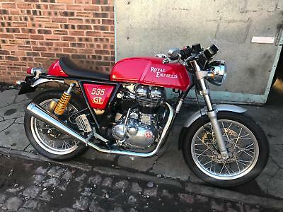 Royal Enfield Continental GT 535, 2013, Fuel injection, 12 months MOt