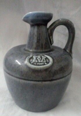 Jar and bowl of ceramic to pour wine from the Holy Land