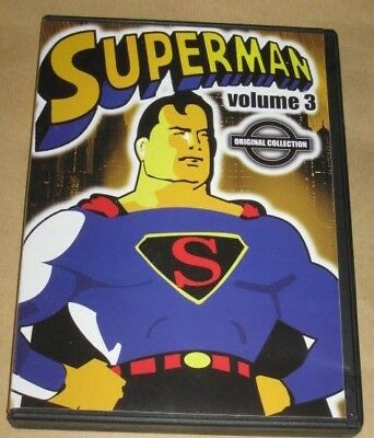 Dvd Dessin Animé 3 Superman Original Collection Volume 3 5