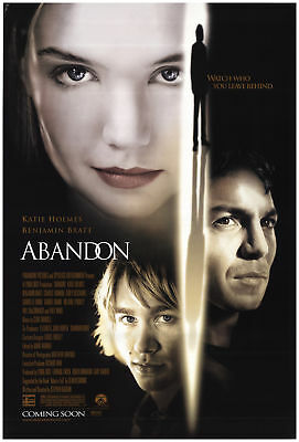 Abandon 2002 27x40 Orig Movie Poster FFF-71553 Rolled Fine, Very Good