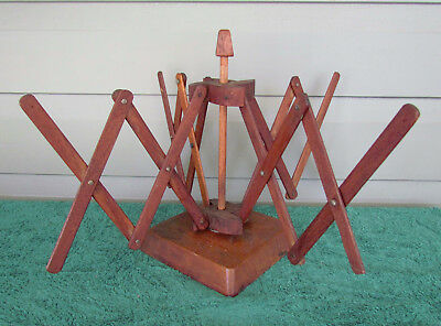 Vintage 1950's Wool Winder Hand Made Home Project