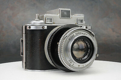 - Kodak Medalist  Medium Format Film Camera with Kodak 100mm f3.5 Lens