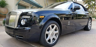 Rolls-Royce Phantom Drophead Coupe  2010 ROLLS ROYCE PHANTOM DROPHEAD EXTRAORDINARY LOW MILE SHOWSTOPPER CALL NOW!
