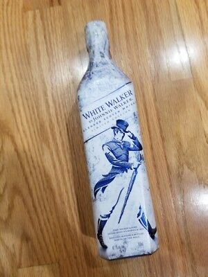 Johnny Walker White Walker Game of Thrones GoT HBO   Limited Edition Collectible