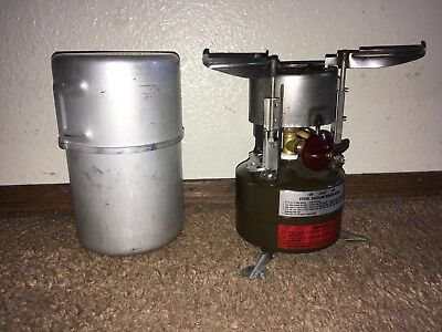 US Military SMP 1982 Stove