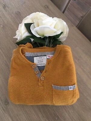 Zara Baby Knit Jumper 1
