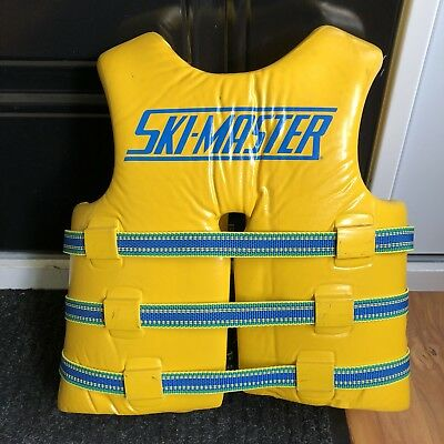 1983 Ski-Master lifejacket by Texas Water Crafters
