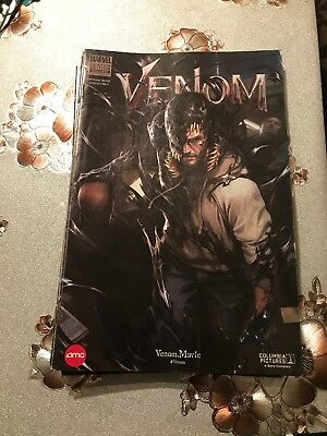 Venom Comic Limited Edition