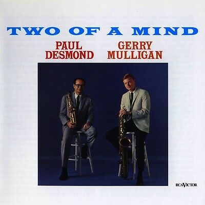Gerry Mulligan & Paul Desmond - Two of a Mind NEW SEALED 180g audiophile VINYL