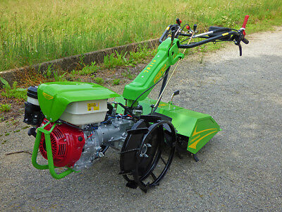 Two-wheeled tractors - Walking Tractors - rotovator - cultivator