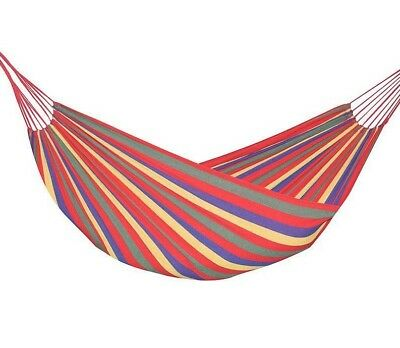 Portable Hammock Camping And Garden Outdoor Furniture Sleeping Hanging Bed Swing
