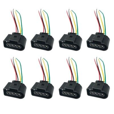 8X IGNITION COIL Harness Connector Modular Fit 4 6L 5 4L 6 8