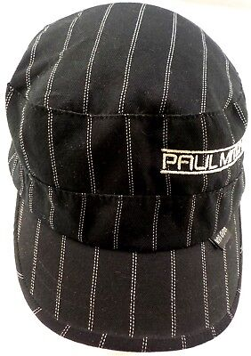Paul Mitchell Peter Grimm Womens One Size Fits All 100% Cotton Cap VGC!!!