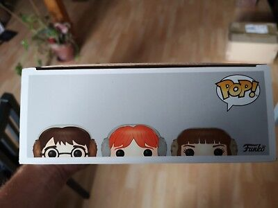 """"""" Harry Potter"""" 3 Pack Funko Pop Barnes and Nobles Exclusive USA ! HOT 🔥"""